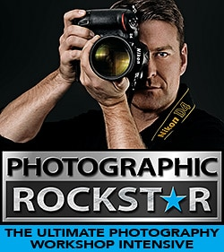 Kristian Bogner - Photographic Rockstar