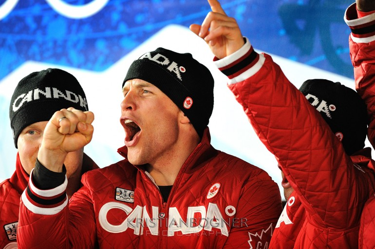 Canadian Olympic Bobsled Team