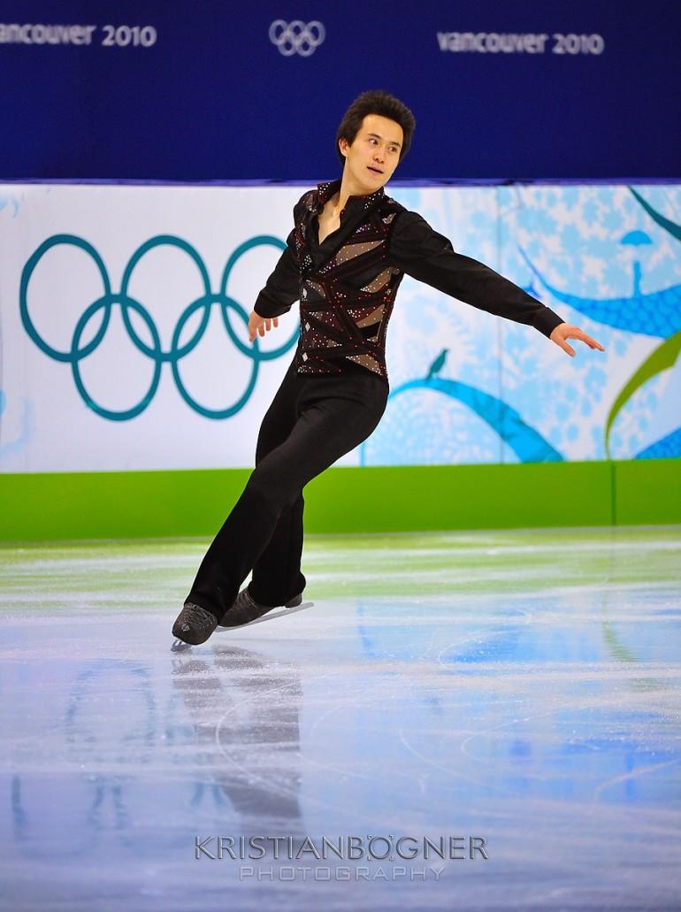 Patrick Chan - Olympics