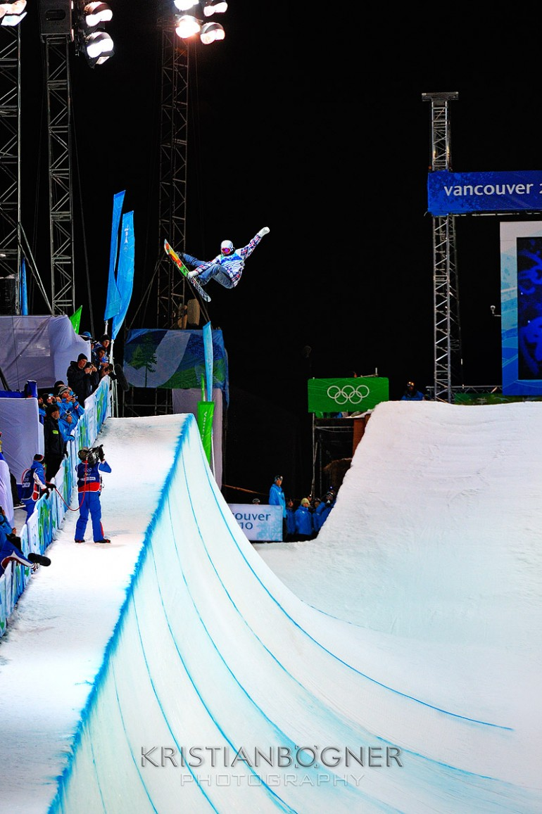 Olympic Halfpipe