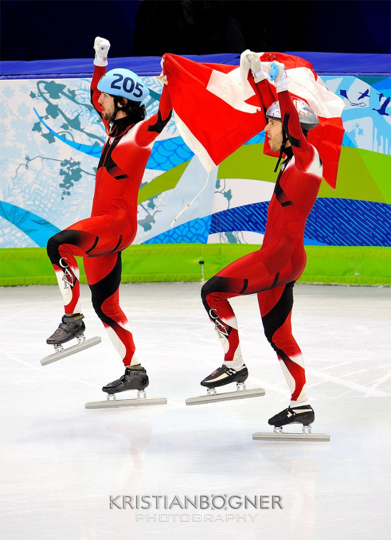 Hamelin Brothers - Short Track Speed Skating