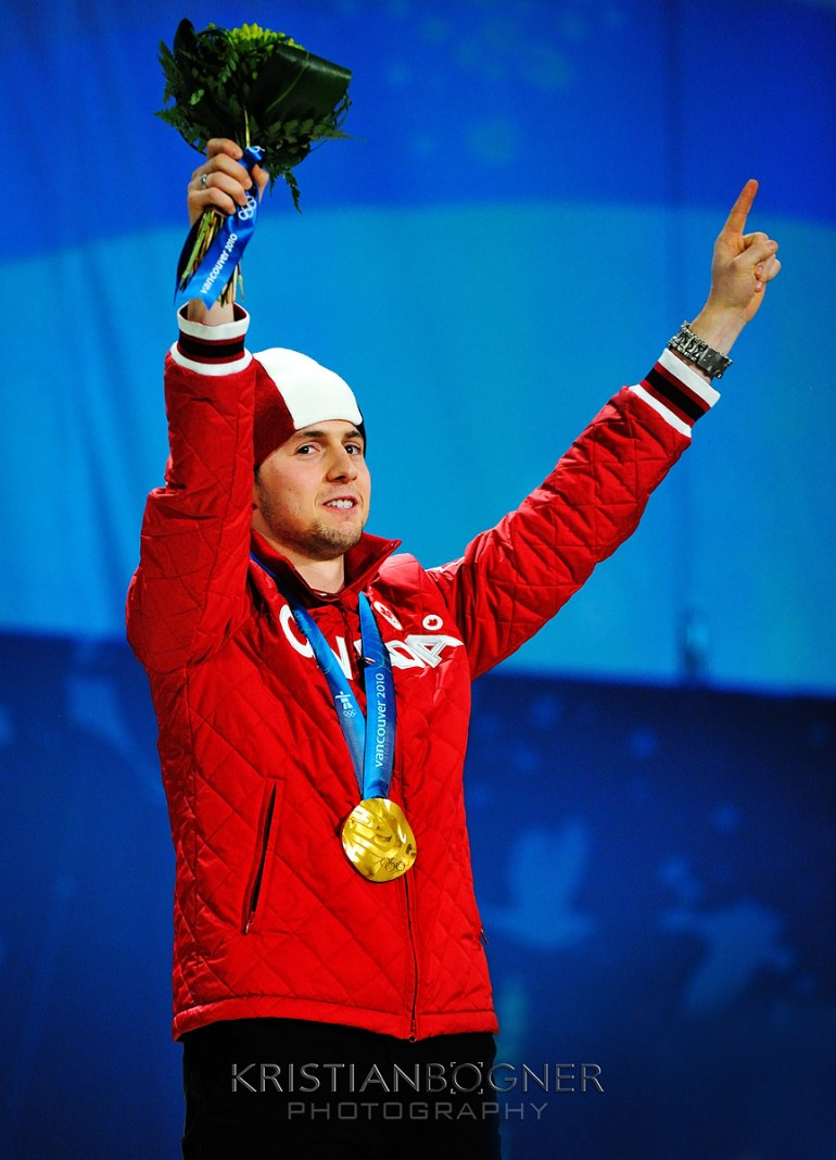 Alex Bilodeau - Mogul Skiing