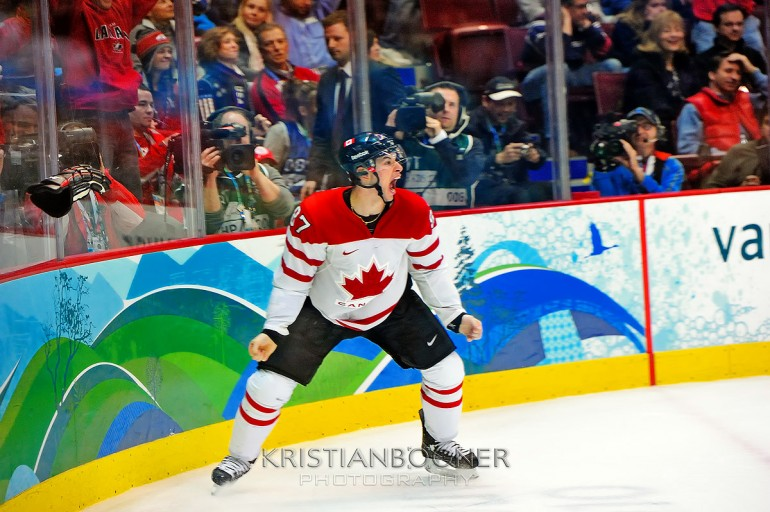 Sidney Crosby - After the Golden Goal