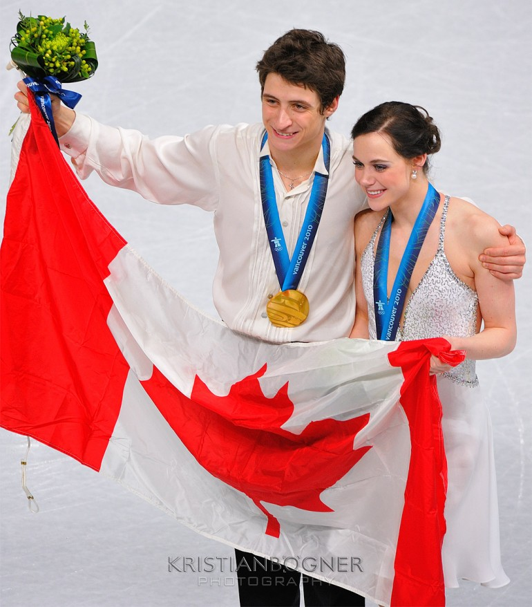 Scott and Tessa - Figure Skating