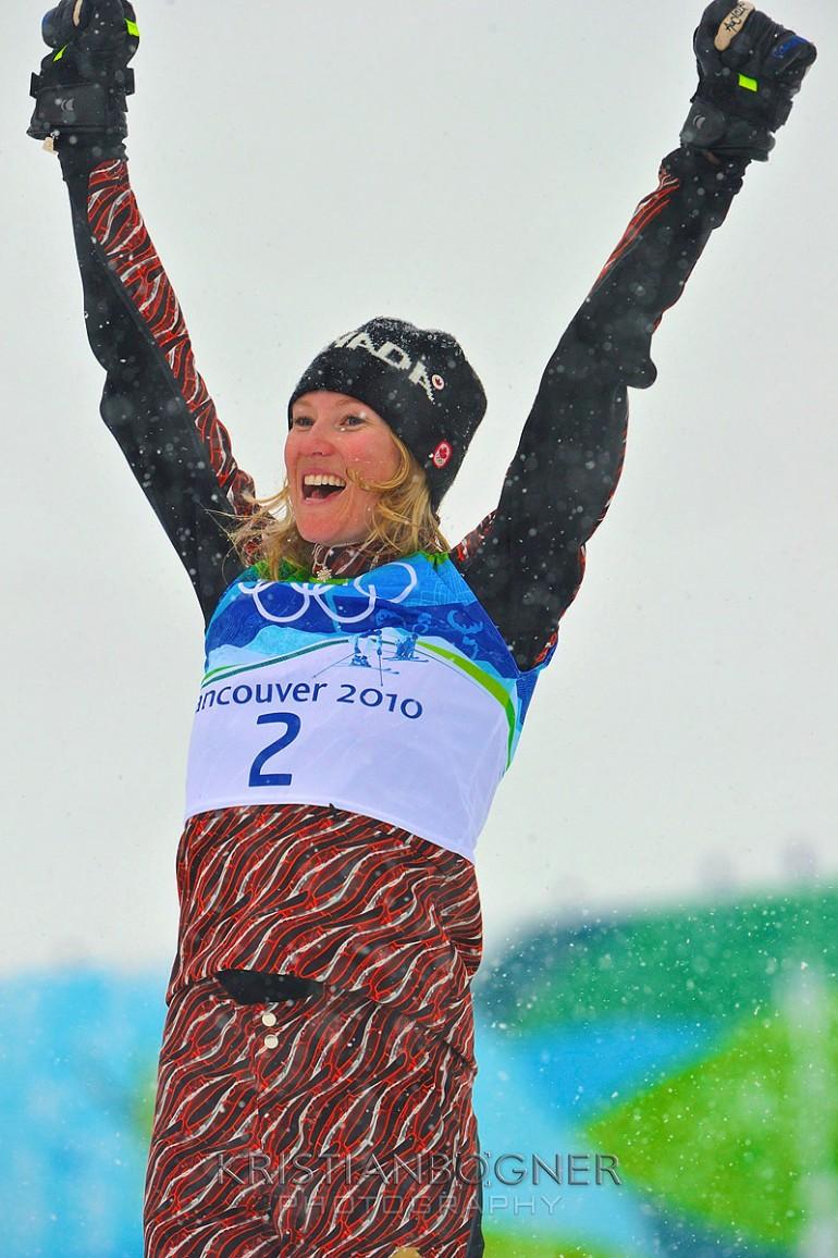 Ashleigh McIvor - Ski Cross